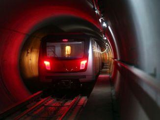 अंकारा मेट्रो संचालन ccrc zelc ट्रेनों के लिए खरीद असर