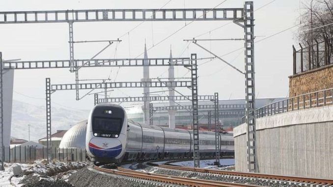 ankara sivas high speed train opening postponed for the th time