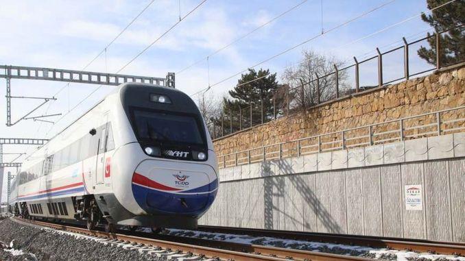 لماذا تأخر افتتاح خط قطار انقرة سيواس فائق السرعة؟