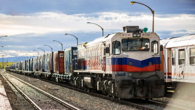 million tons of cargo target for the year on the btk railway line