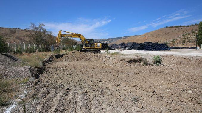 Gemeinde Cankiri erweitert Logistik- und Supportzentrum