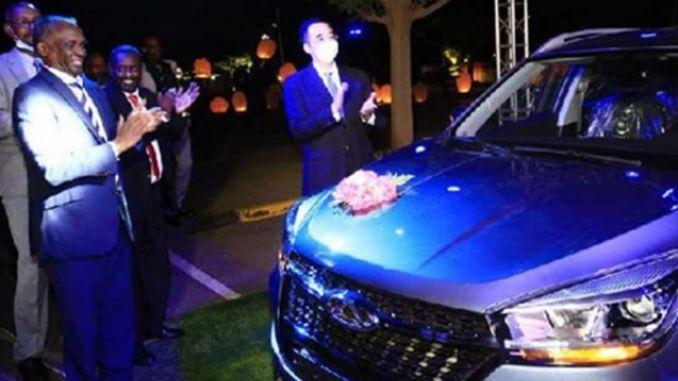 chery je ušao na sudansko tržište, proizvođač automobila chery je ušao na sudansko tržište osnivanjem montažne fabrike