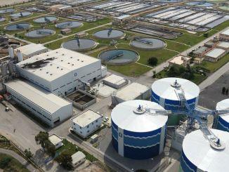 Kapasitas instalasi pengolahan air limbah cigli sedang ditingkatkan