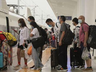 تم إجراء مليار رحلة محلية في النصف الأول من العام في الصين
