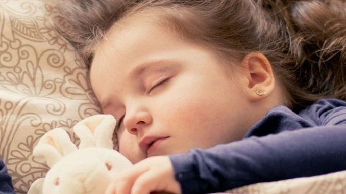انتبه لأنماط النوم عند الأطفال