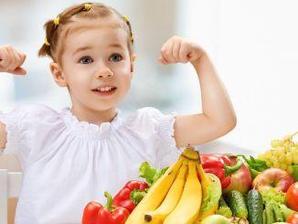 Храна за јачање имунолошког система деце
