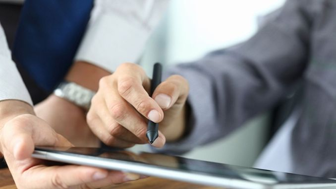 The increase in the number of e-signatures continues