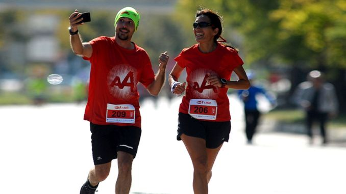 Eker i run participants will make a difference by running after goodness