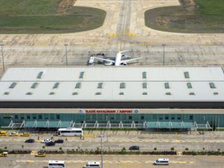 Elazig airport runway will be taken into daily maintenance in October