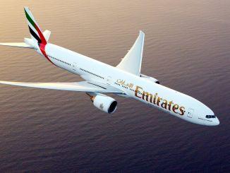 millioner passagerer transporteret i emirater år