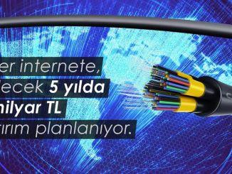 अगले साल फाइबर इंटरनेट में अरबों टीएल का निवेश