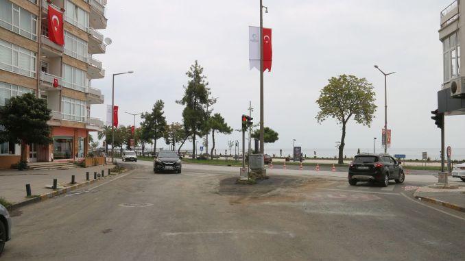 Fidangor-Kreuzung neu organisiert