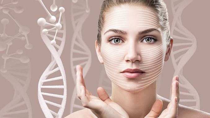 The new formula of staying young and beautiful is the nucleophile DNA glow.