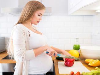 懷孕期間適當的營養