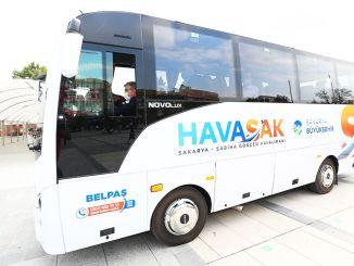 Havasak transporterede tusind passagerer til Sabiha Gokcen lufthavn