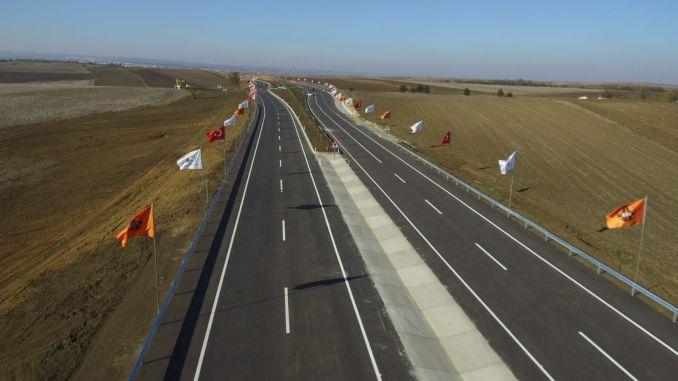 Lucrările de construcție a drumurilor Hayrabolu Tekirdağ continuă rapid