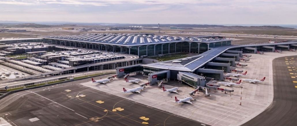 istanbul airport hosted the millionth passenger
