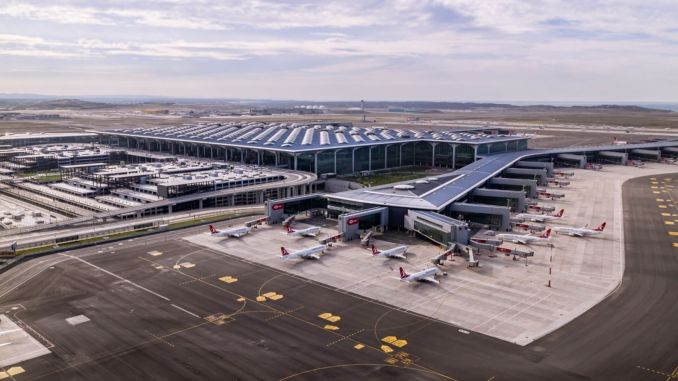istanbul havalimani milyonuncu yolcuya ev sahipligi yapti
