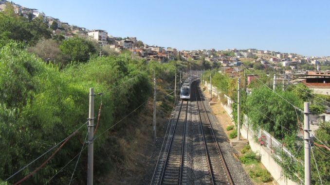 A new station is added to the izban line