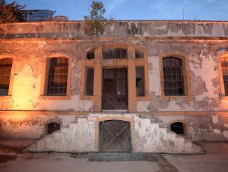 izmir zgodovinska tovarna monopola Alsancak bo novo središče kulture in umetnosti
