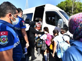 Строг надзор од измирске полиције до студентске службе