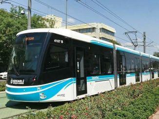 Die Ausschreibung für die izmit-Straßenbahn befindet sich im Bericht des Grafen