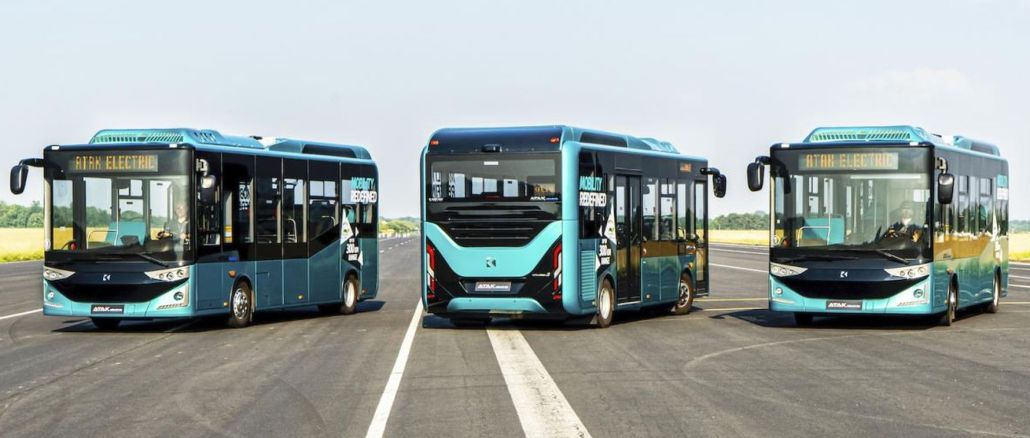 Karsan will introduce its electric buses