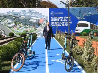 Kazlicesme Sirkeci Rail System Line Will Add Value to Istanbul