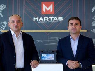 martas automotive a devenit distribuitorul oficial de curcan al gigantului mondial Exide