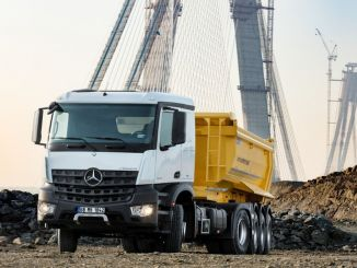 mercedes benz turk offers new advantages in truck service