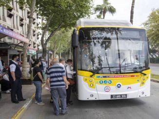 नई बस के लिए फील्ड वर्क पूरा कर लिया गया है जो मेर्सिन बुयुकेशीर द्वारा ली जाएगी