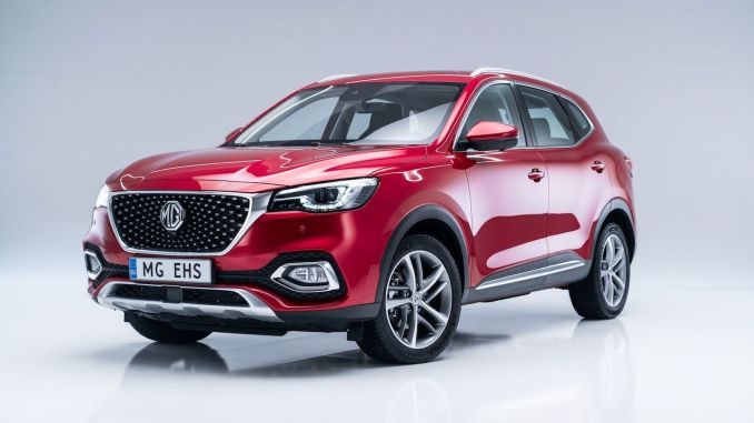 mg's new model rechargeable hybrid suvu comes to Turkey after Europe