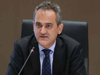 Министар националног образовања Озер дао је изјаву након састанка одбора за науку о коронавирусу