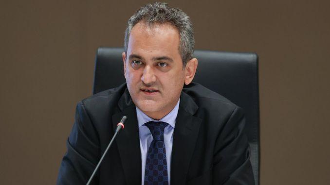 Bundesbildungsministerin Özer gab nach der Sitzung des Coronavirus-Wissenschaftsausschusses eine Erklärung ab