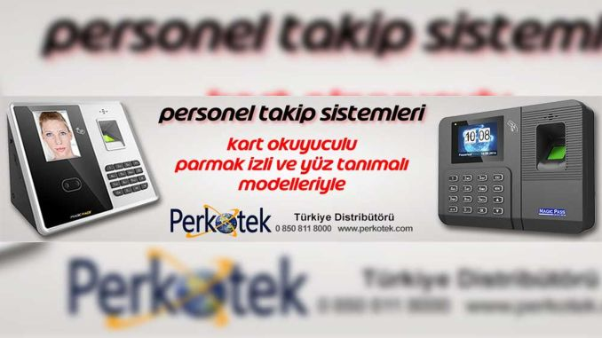 How does the perkotek face recognition system work?