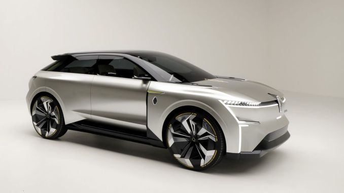 two awards to renault's concept cars