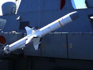 ستضيف أنظمة الصواريخ الصاروخية القوة إلى البحرية
