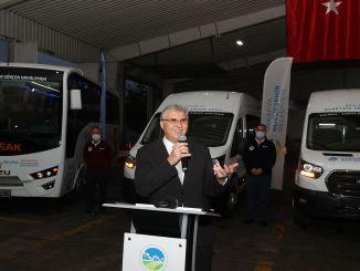 Sakarya Buyuksehir Havasak proširuje vozni park