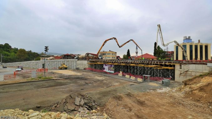 SSI junction is aimed to be opened within the month