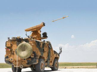 ракетни систем противваздушне одбране сунгур улази у попис ТСК