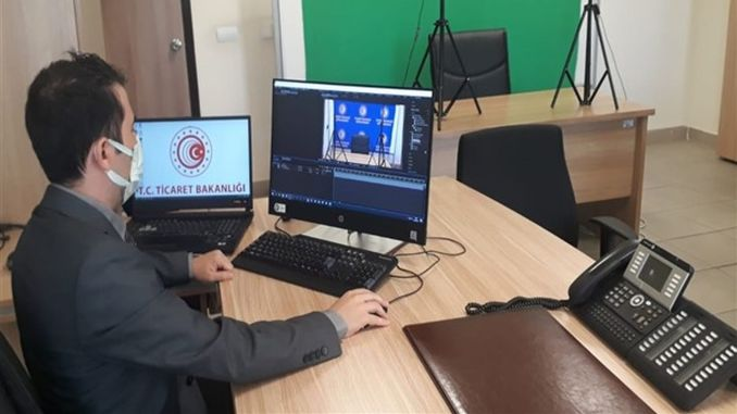Ministry of Commerce reached its target of XNUMX participants in distance education