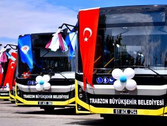 Трабзон јача флоту за масовни транспорт градског града