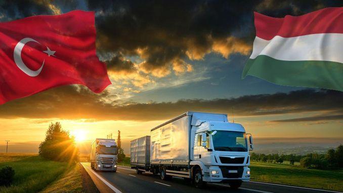 تمت زيادة شهادة المرور العابر الهنغاري لتركيا إلى ألف