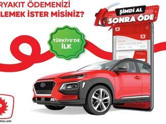 土耳其石油公司已開始在燃料行業進行即買即付。