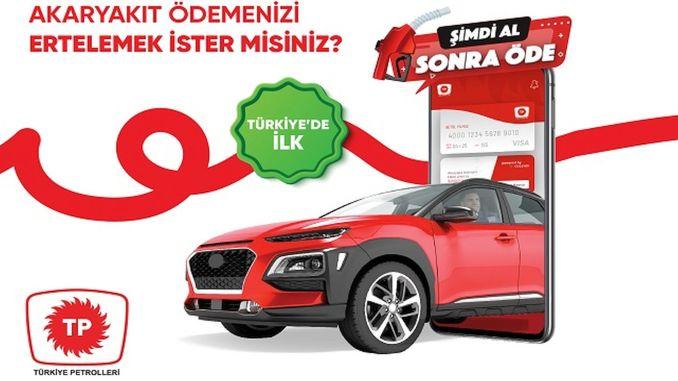 Spoločnosť Turkish Petroleum zahájila obdobie nákupu a zaplatenia v palivovom odvetví.
