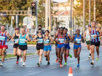 在 XNUMX 月國際伊茲密爾半程馬拉松賽之前創紀錄的興奮