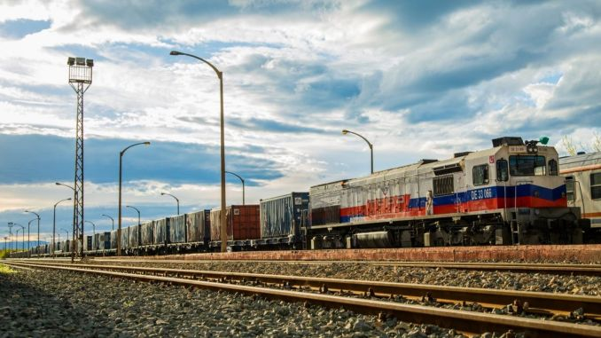 what is wagon transport and what are the advantages of block train transport