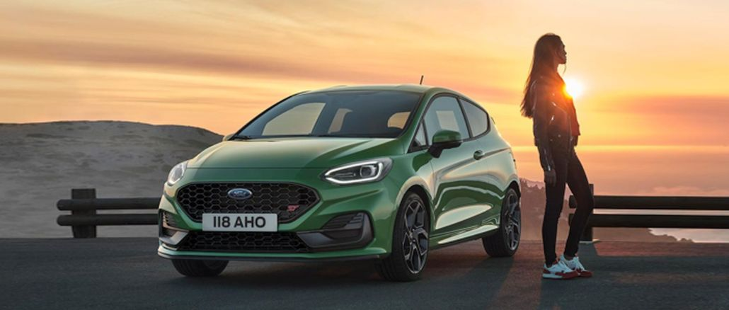 introduced with the new ford fiesta hybrid version