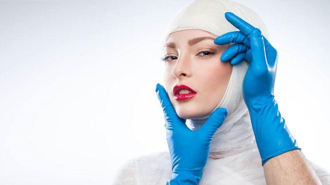 Den mest anvendte æstetiske procedure i ansigtsområdet