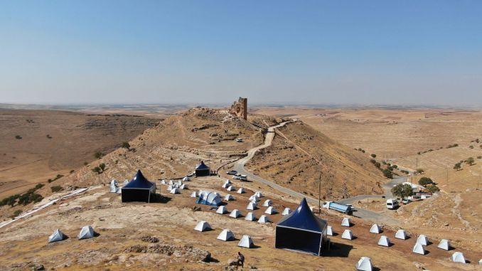 dvorac Zerzevan spreman je za međunarodni posmatrački događaj